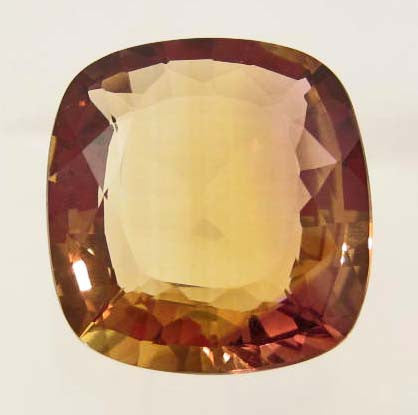 Purple & Golden Bolivian Ametrine Gemstone - Roadshow Collectibles