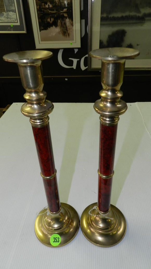 Candlestick Holders 12