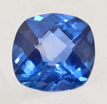 Blue Brazilian Topaz Gemstone - Roadshow Collectibles