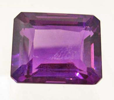 Purple Brazilian Amethyst Gemstone - Roadshow Collectibles
