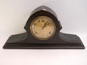 William L. Gilbert Wood Mantle Clock - Roadshow Collectibles