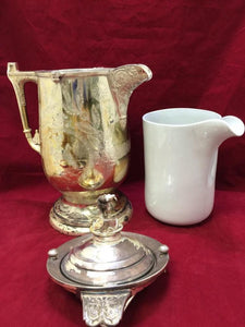 Circa 1880's Reed & Barton Victorian  Ice Water Pitcher - Roadshow Collectibles