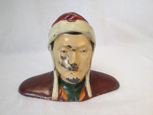 Bronze Bust Of a Tibetan Man, Early 1900's - Roadshow Collectibles