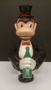 Wind Up Toy, Monkey With Bottle - Roadshow Collectibles