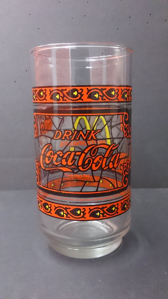 1980's McDonald's Commemorate Coca Cola Glasses, Set Of Six - Roadshow Collectibles