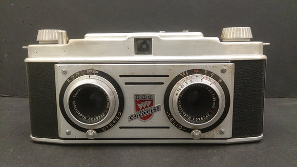 TDC Stereo Colorist Camera, Made in Germany, 1950's - Roadshow Collectibles