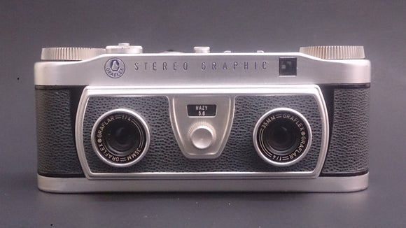 Graflex Stereo Graphic 35mm Dual Exposure Camera, 1955-1960 - Roadshow Collectibles
