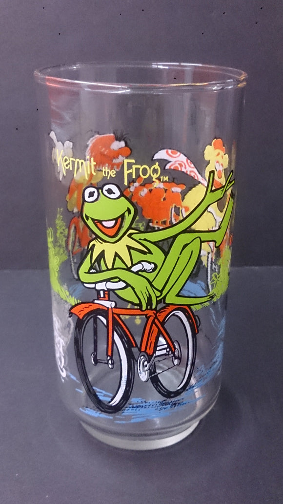 1981 The Great Muppet Caper Kermit The Frog McDonald's Drinking Glass - Roadshow Collectibles