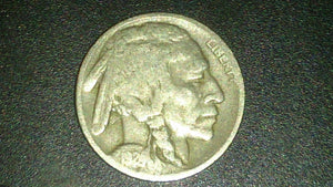 1924 Indian Head Buffalo Nickel Minted In Philadelphia James E Fraser - Roadshow Collectibles