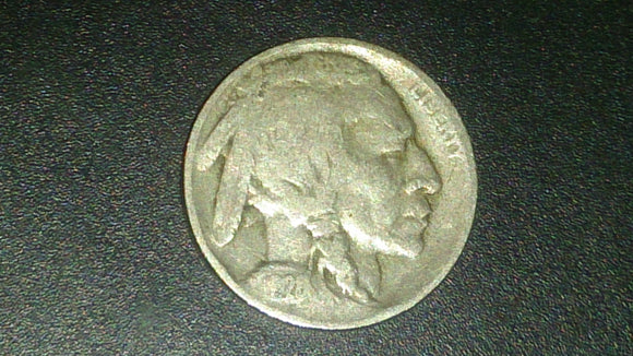 1928 Indian Head Buffalo Nickel Minted In Denver By James Earle Fraser - Roadshow Collectibles
