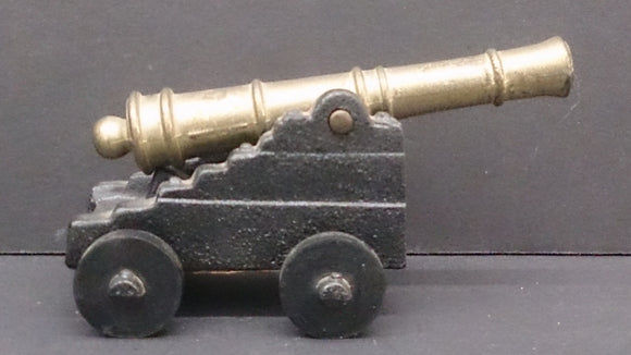 Toy Model Garrison Cannon, Made By Penncraft, Cast Iron, American-Made - Roadshow Collectibles