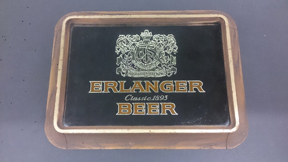 Erlanger Beer Advertisement, Framed, Bar Mirror - Roadshow Collectibles