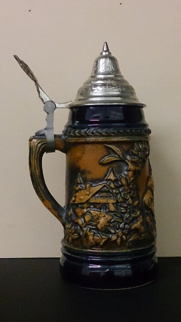 Beer Stein, Small, Ceramic, Germany - Roadshow Collectibles