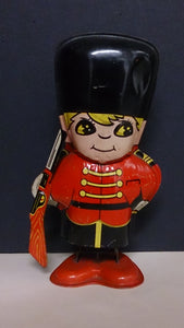 Tin Toy Of an English Queen's Guard - Roadshow Collectibles