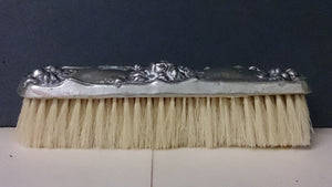 Victorian Clothes Brush, Silver Plated - Roadshow Collectibles