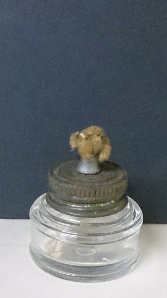 Vintage Mini Glass Oil Lamp - Roadshow Collectibles