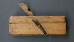 Auburn Tool Co, Auburn N.Y, Carpenters Molding Plane, Cast Iron & Wood - Roadshow Collectibles