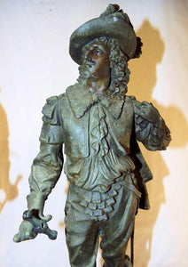 Don Juan Sculpture In Bronze - Roadshow Collectibles