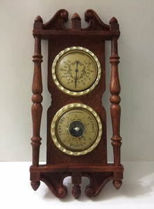Ornate Wall Barometer Made in France - Roadshow Collectibles