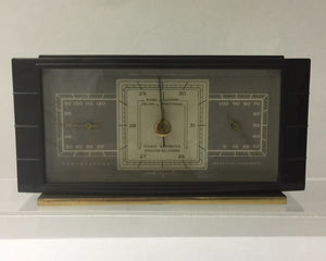 1940's Air Guide Weather Station Barometer - Roadshow Collectibles