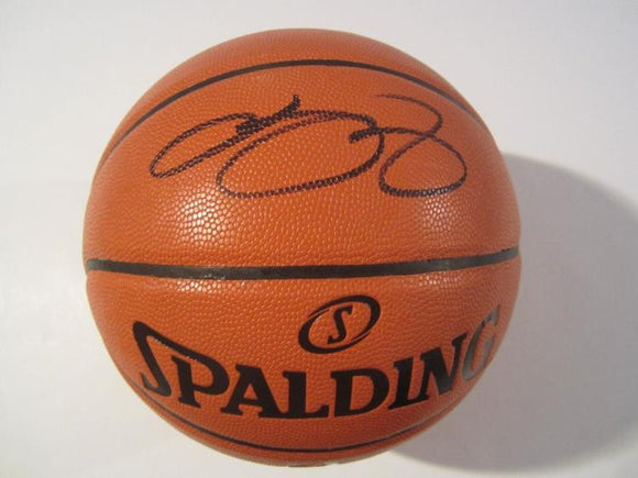 Lebron James NBA Superstar Hand Signed Autographed Spalding Basketball - Roadshow Collectibles