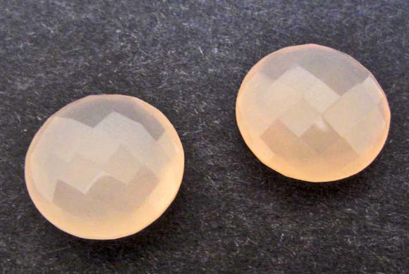 Round Cut Pink Botswana Agate Gemstones, Africa - Roadshow Collectibles