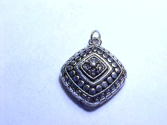 Sterling Silver Pendant - Roadshow Collectibles