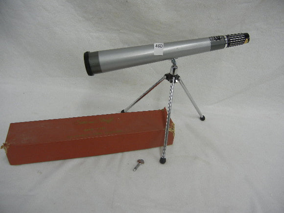 SANS & STREIFFE Model #605 SNIPER Telescope with Tripod, 15X-40X40mm Zoom - Roadshow Collectibles
