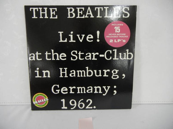 Reproduction of The Beatles Live! At The Star-Club In Hamburg Germany - Roadshow Collectibles