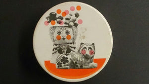 E.G. Whitman & Co Peanut Butter Puffs Candy Tin Philadelphia, PA 1960s - Roadshow Collectibles