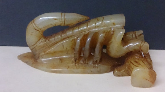 Scorpion, Hand Carved From Jade, Chinese - Roadshow Collectibles