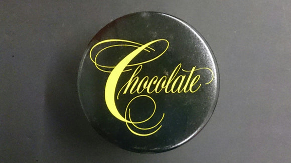 Compazine Chocolate Advertising Tin, Compliments Of Compazine - Roadshow Collectibles