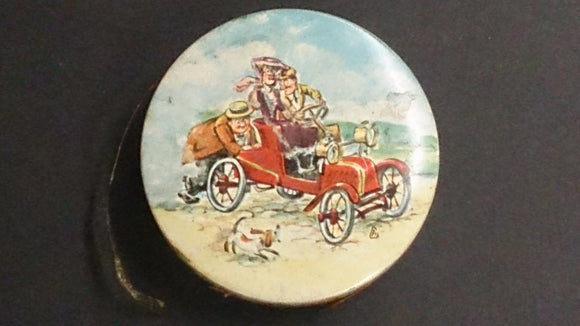Regalmint Tissot Confectioners Candy Tin, Made In France - Roadshow Collectibles