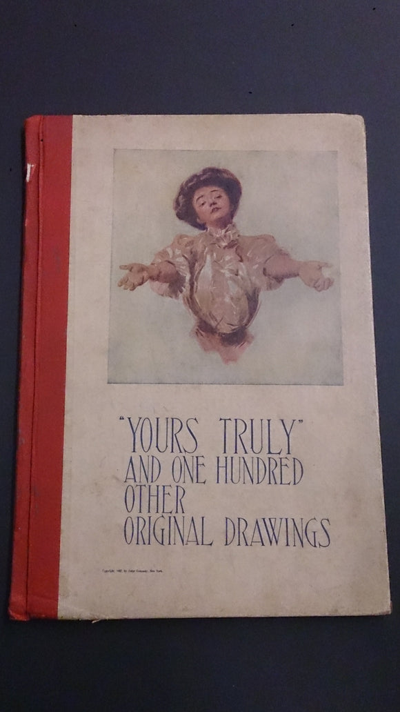 Hard Cover Book, Yours Truly and One Hundred Other Original Drawings - Roadshow Collectibles