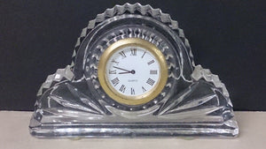 Quartz Crystal Desk Clock - Roadshow Collectibles