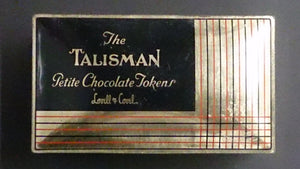 Lovell & Covel The Talisman Petite Chocolate Tokens Tin - Roadshow Collectibles
