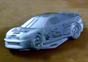 Folding Pocket Knife, GM Goodwrench Race Car # 3 - Roadshow Collectibles
