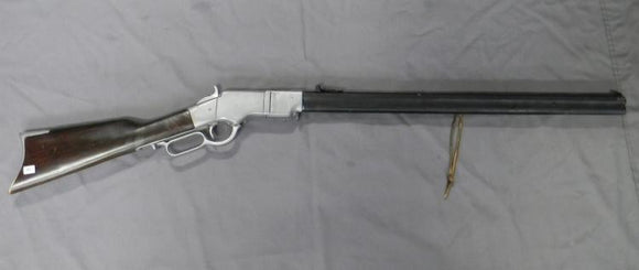 1860 Henry Repeater Rifle, Fine Action, Replica, Prop Rifle - Roadshow Collectibles