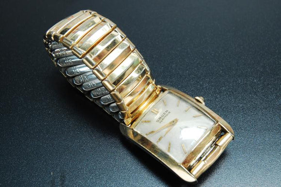 12k Gold Filled Gruen Men's Dress Watch - Roadshow Collectibles