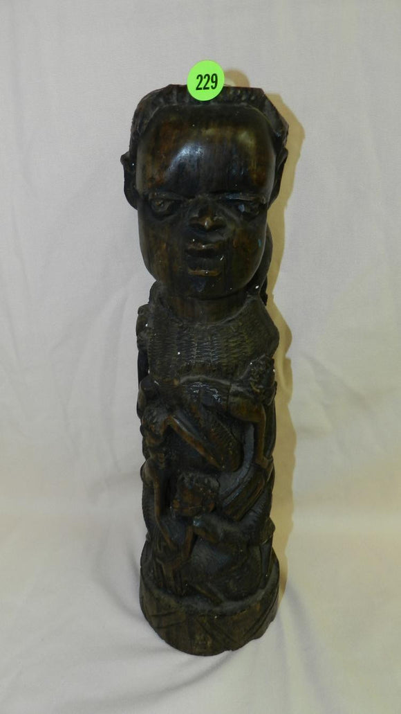 African, Hand Carved Makonde Family Tree Of Life Statue - Roadshow Collectibles