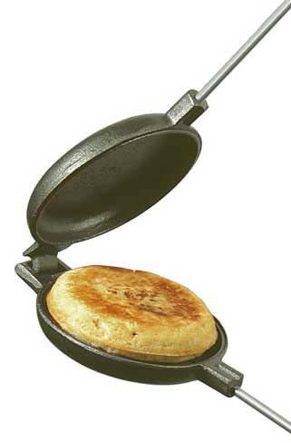 ROME 1805 - Round Pie Iron - Cast iron