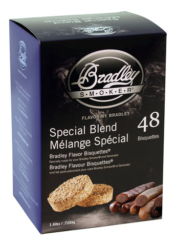 Bradley Smoker Special Blend Flavour bisquettes