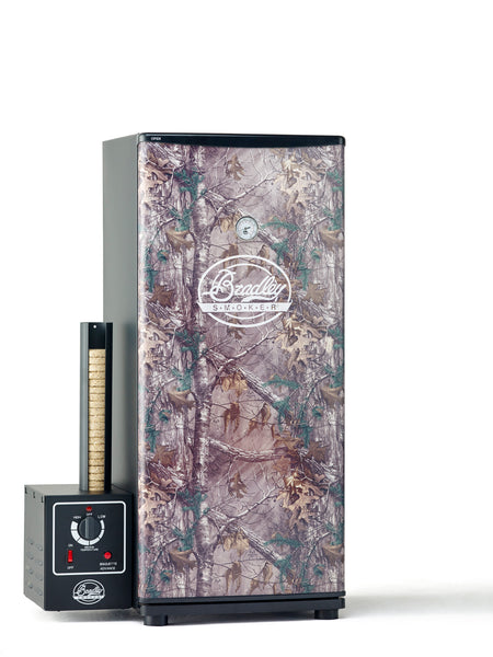 BS815XLTCEF - Bradley Realtree Extra Large Camo Smoker