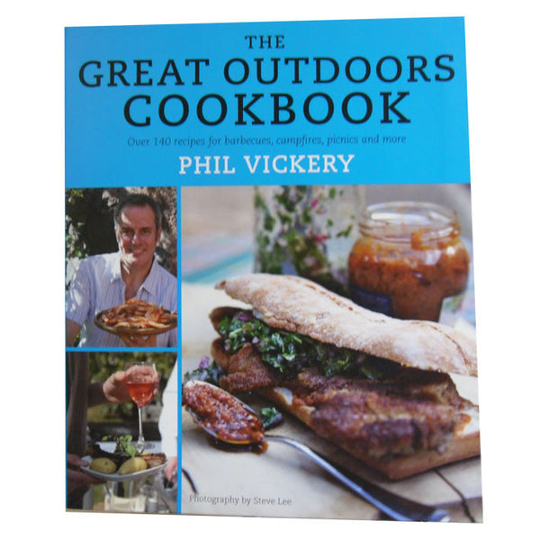 The Great Outdoors Book by Phil Vickery