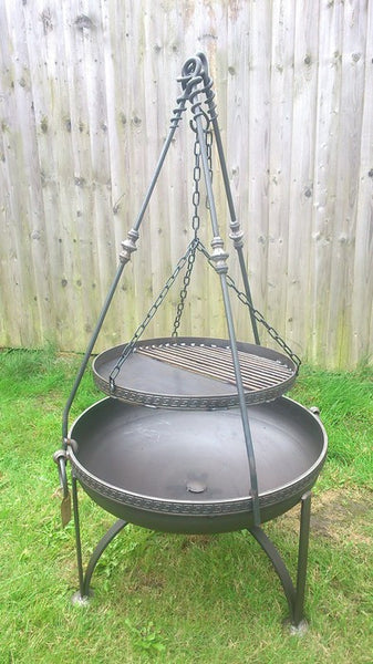 Fire Pit - Tri Pod Cooking Rack