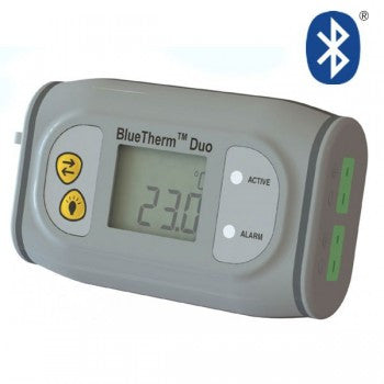 BlueTherm® Duo Bluetooth Wireless Thermometer
