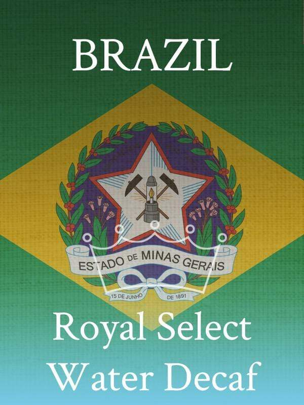 Old Bisbee Roasters Brazil Royal Select Decaf