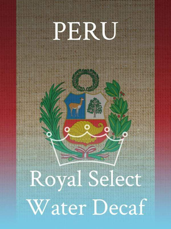 Old Bisbee Roasters Peru Royal Select Decaf