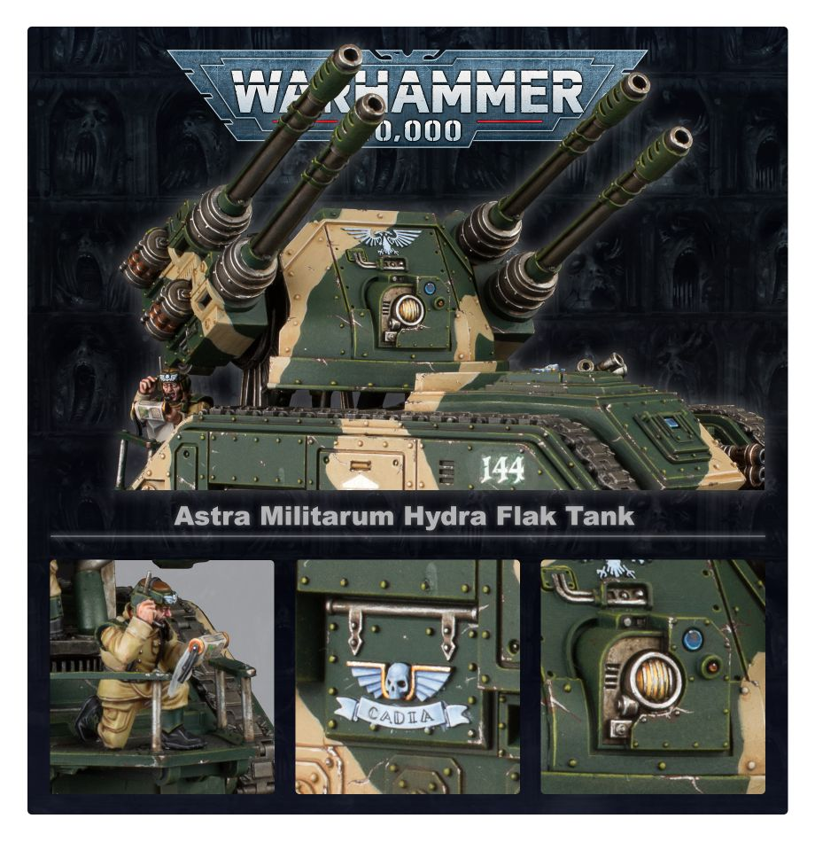 PRE-ORDER | Astra Militarum: Battleforce – Bastion Platoon