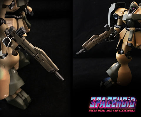 Beam Machine Gun 1/144